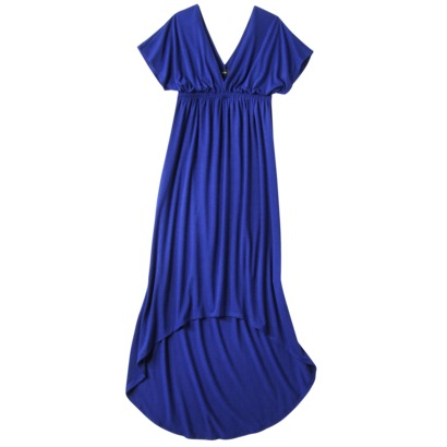 Mossimo Women's Kimono High-Low Maxi Dress in Athens Blue, Black, Brazil Turquoise, Dark Heather Gray and more) Target.com