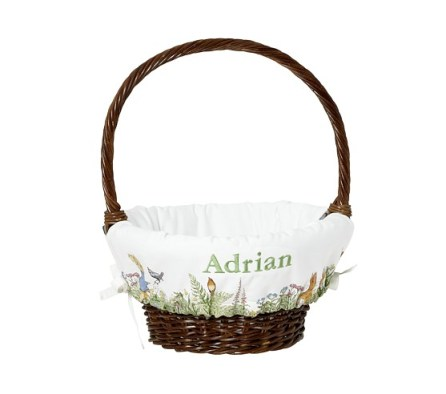 20 Last Minute Adorable Easter Baskets For Girls And Boys