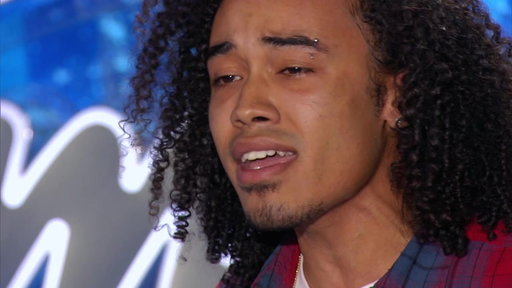 "Idol Auditions: Tion Philpps sings Bruno Mars ""When I Was Your Man"" beautifully."
