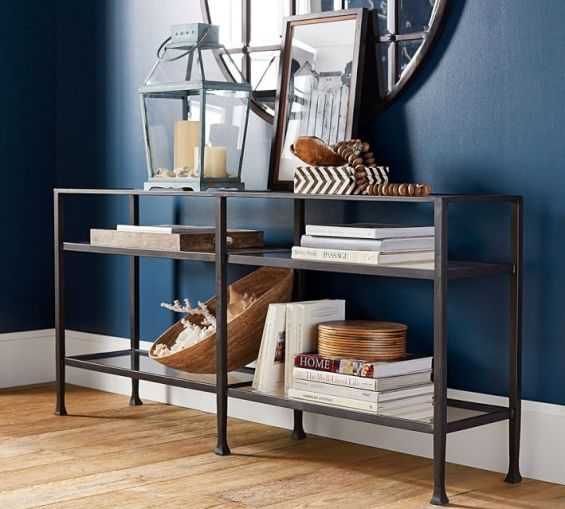 Pottery Barn TANNER LONG CONSOLE TABLE