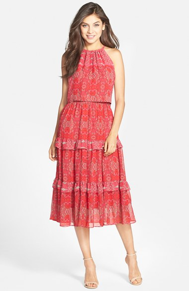Fashion Trendy Popover Dresses Are A Must For Spring And