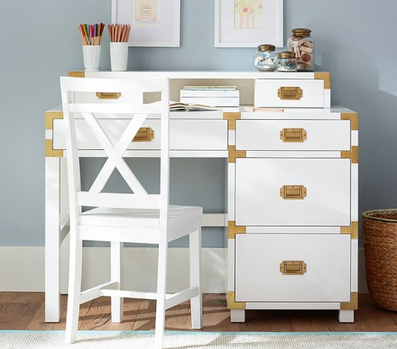 Pottery Barn Kids Desks And Hutches On Sale That Are