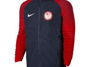 Nike Team USA Navy Medal Stand Full-Zip Jacket rio olympics team usa summer games