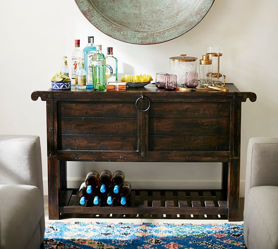 Pottery Barn MADDOX BAR CONSOLE pottery barn dining furniture sale 20% off