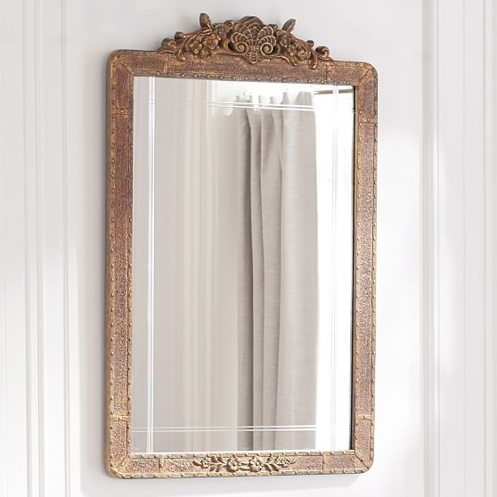 The Emily & Meritt Guilded Mirror PBteen emily & meritt for pottery barn collection