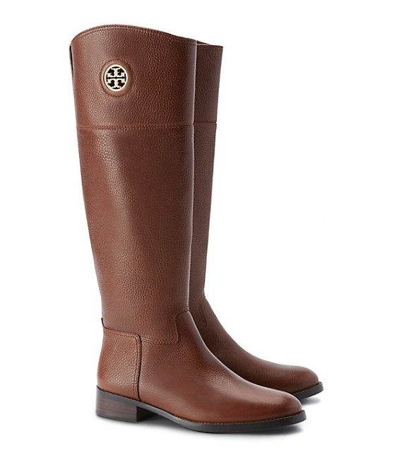 candace rose Tory Burch JUNCTION RIDING BOOT tory burch private sale candie anderson