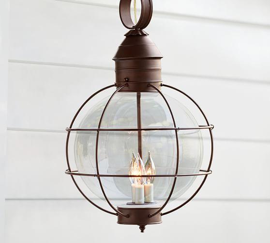 Mercury Pendant Light Pottery Barn