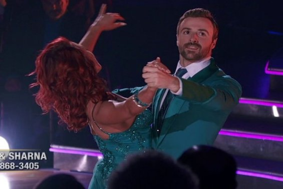 Dancing With The Stars Season 23 Episode 1: See Indycar driver James Hinchcliffe and his partner Sharna Burgess perform a beautiful foxtrot. He thoroughly impressed the judges, audience and all of us at home with his amazing dance. He even reminded Julianne Hough of her former partner, race car driver (and mirrorball trophy winner!), Helio Castroneves. Well done!