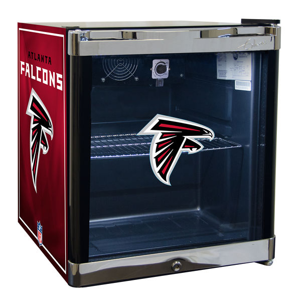 Atlanta Falcons Refrigerated Beverage Center atlanta falcons super bowl li party