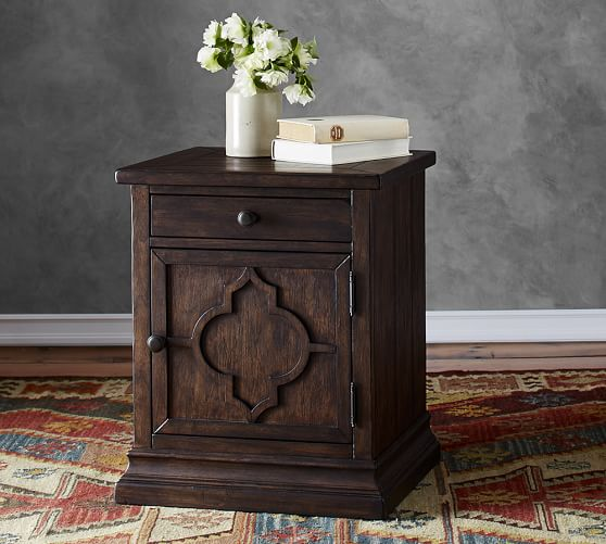 Pottery Barn LORRAINE SIDE TABLE 2017 pottery barn presidents day premier event sale