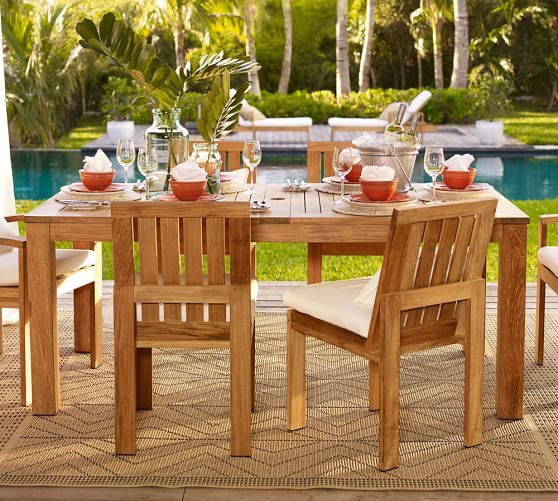 pottery barn outdoor furniture sale
