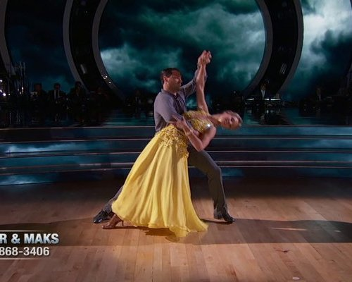 """Watch Dancing With the Stars Season 24 Episode 1 Night 1 Videos. Monday, March 20, 2017. See actress/dancer Heather Morris of """"Glee"""" fame dance a beautiful Viennese waltz with partner Maks Chmerkovskiyto the tune of Ben Rector's hit song """"Make Something Beautiful."""" This was definitely one of the most gorgeous and graceful dances of the night."""