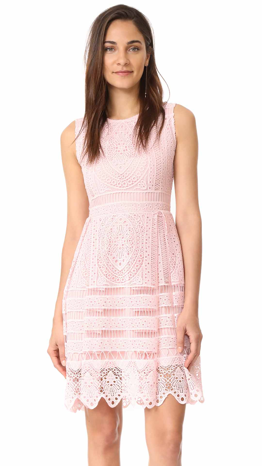 Trendy Fit And Flare Dresses For Spring Summer