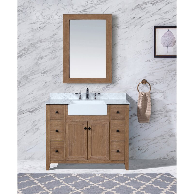 20 farmhouse bathroom vanities you ll