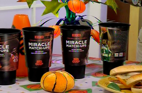 Miracle Match-Ups Cups