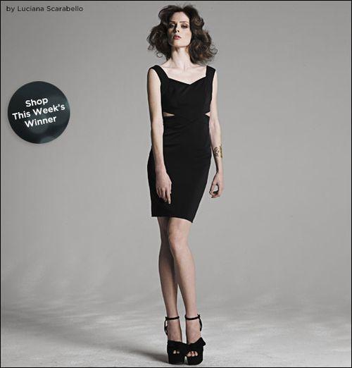 Luciana Scarabello Saks Fifth Avenue Terrone E Shaffer, NBC Fashion Star