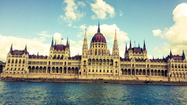 הדנובה הכחולה – חוויות מבודפשט