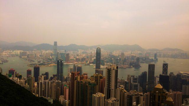 ניו יורק ולאס וגאס של המזרח- הונג קונג ומקאו