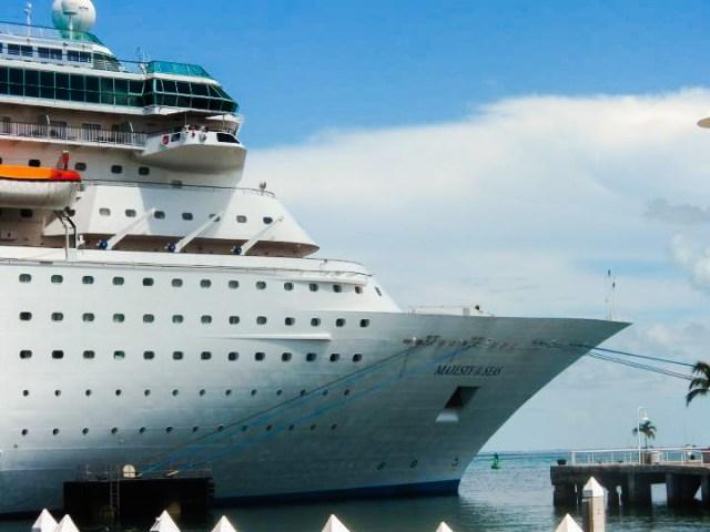 שייט על הוד מעלתה- קרוז ברויאל קריביאן Majesty of the Seas