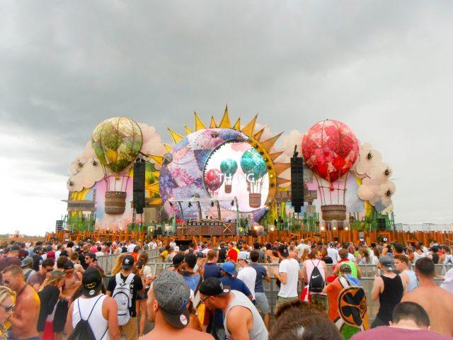מסע אל ארץ המחר – פסטיבל טומורולנד Tomorrowland בבלגיה