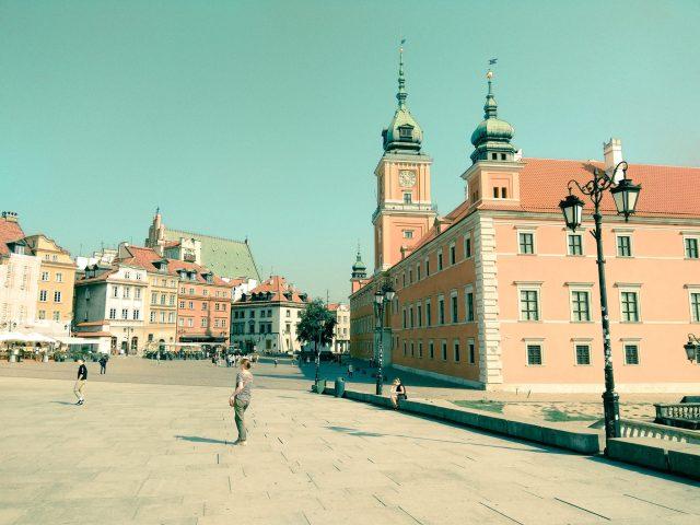 טיול משפחתי בורשה