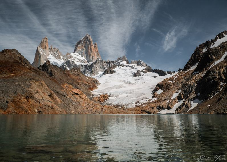 Fitz Roy et la Laguna de los Tres - El Chalten