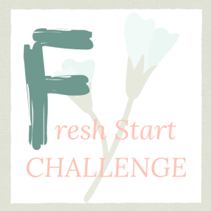 Fresh Start Challenge - transforming life after 50