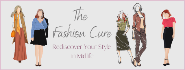 The Fashion Cure - Rediscover your style in midlife