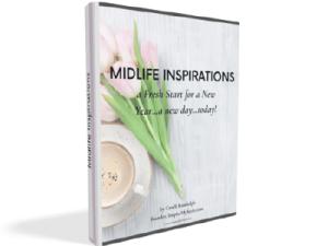 midlife inspirations motivational ebook for women over 50