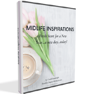 midlife inspirations motivational ebook for women over 50