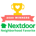 Automotive Services - 2020 Nextdoor Neighborhood Favorite Winner Badge