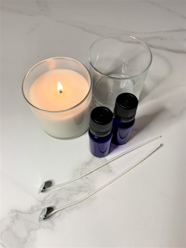 candle vessels candle scent cotton wicks