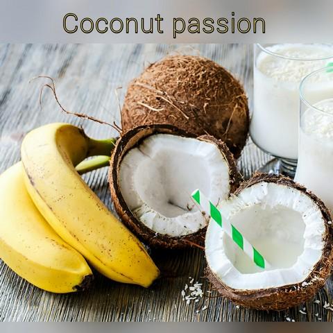 κερί σόγιας coconut passion
