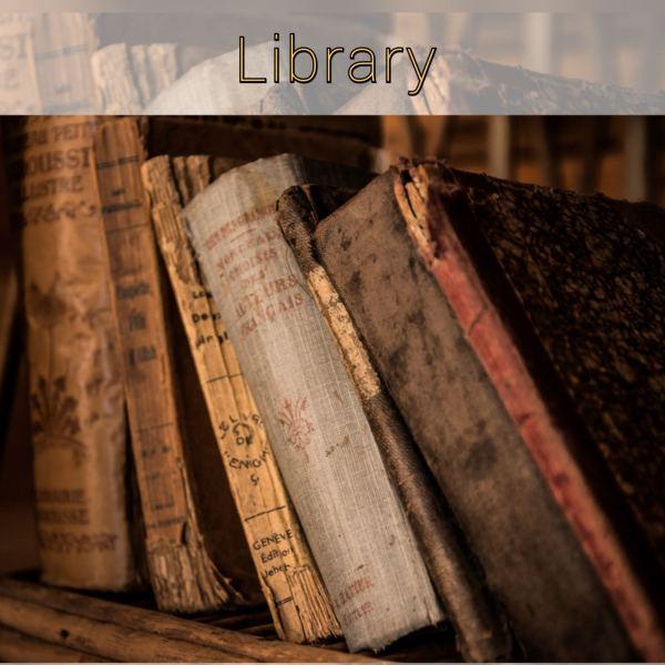 κερί σόγιας LIBRARY