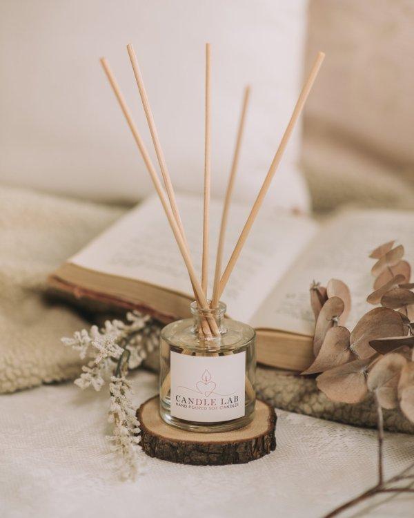 κερί σόγιας diffusersticks