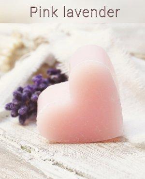 κερί σόγιας pink lavender