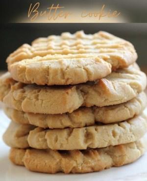 Κερι σογιας butter cookies