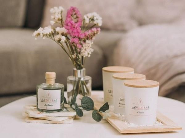 Αρωματικά κεριά σόγιας-Reed Difusers σε ασύγκριτα μεγάλη ποικιλία