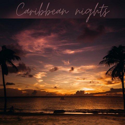 Κερί σόγιας - Caribbean nights