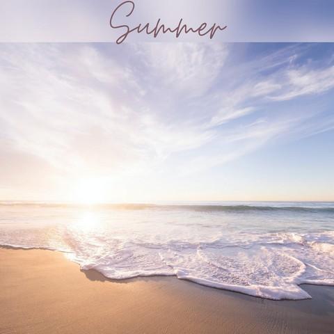 Κερί σόγιας - Summer