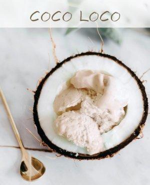 Κερί σόγιας cocoloco