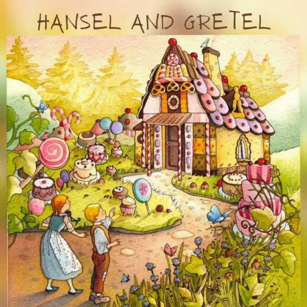 Κερί σόγιας Hansel & Gretel