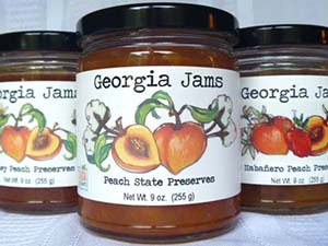 Georgia Jams & Preserves