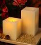 Pillar flameless candle