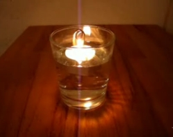 Steam Candle