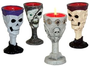 goblet candles