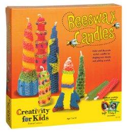 Creativity for Kids Beeswax