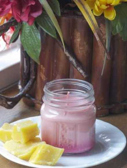 Remold Your Old Candles