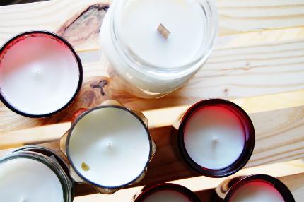 DIY Soy Candles
