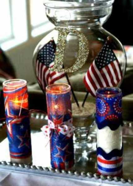 Firecracker Candles